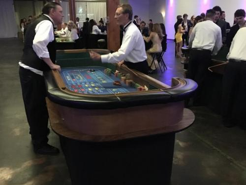 Craps at an Office Party